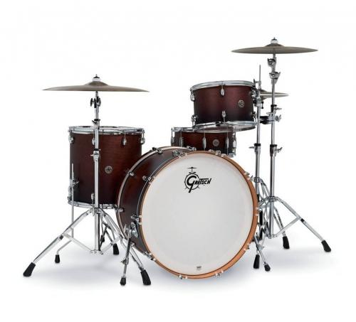 Gretsch shell set Catalina Club, Satin Antique Fade
