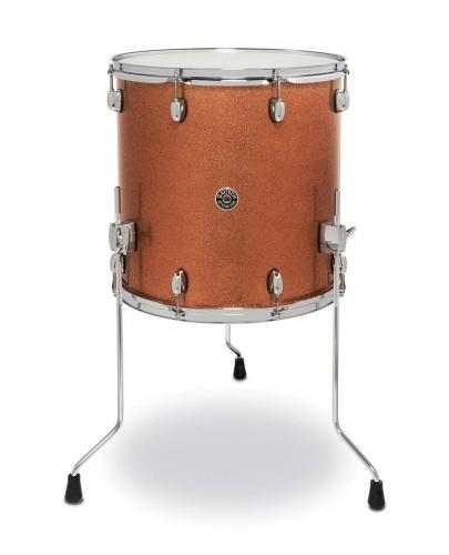 Gretsch Floor Tom Catalina Club, Bronze Sparkle