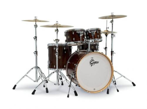 Gretsch shell set Catalina Maple, Walnut Glaze