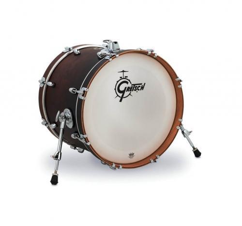 Gretsch Bass Drum Catalina Club, Satin Antique Fade