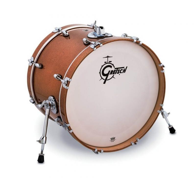 Gretsch Bass Drum Catalina Club, Bronze Sparkle