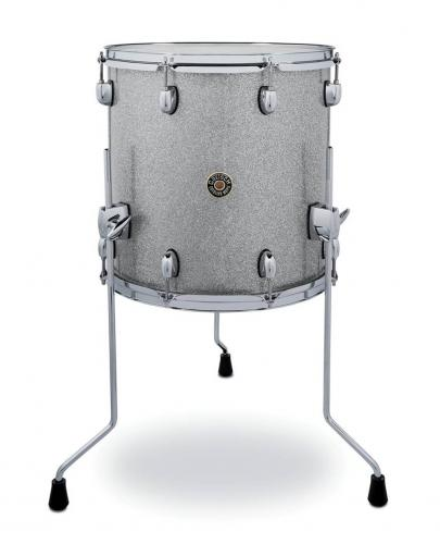Gretsch Floor Tom Catalina Maple, Silver Sparkle
