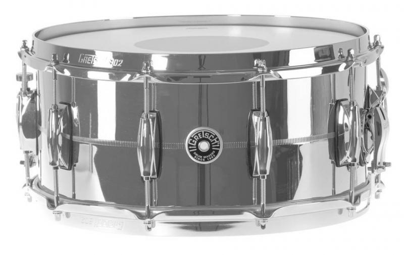 "Gretsch Snare Drum USA Brooklyn, 14"" x 6,5"""