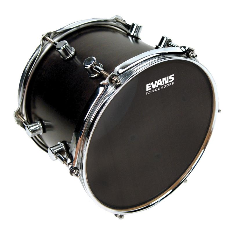 10'' Soundoff Mesh Drumhead, Evans