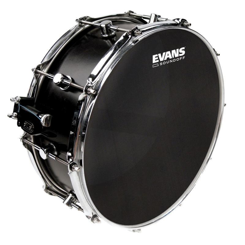 14'' Soundoff Mesh Drumhead, Evans