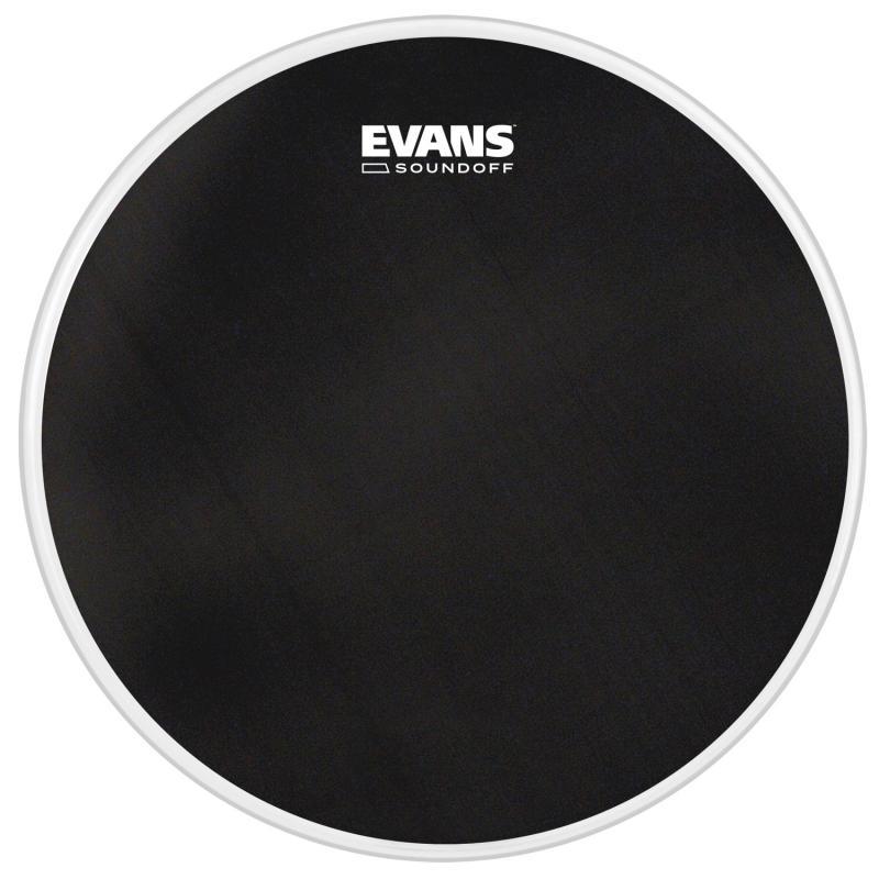 15'' Soundoff Mesh Drumhead, Evans