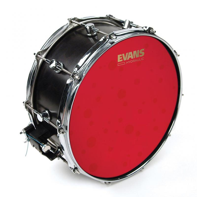 14'' Virvelskinn Hydraulic Red coated, Evans