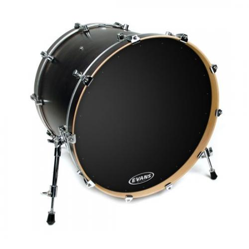 Evans EQ1 Resonant, Black 18""