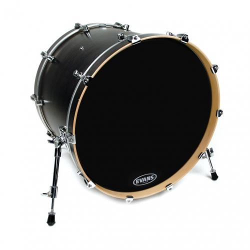 18'' Bastrumskinn EQ3 Resonant Black