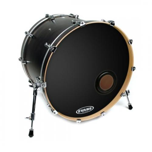 "18"" Black EMAD Resonant, Evans"