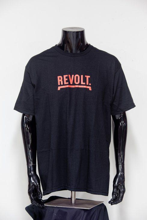 Evans T-shirt Revolt BK