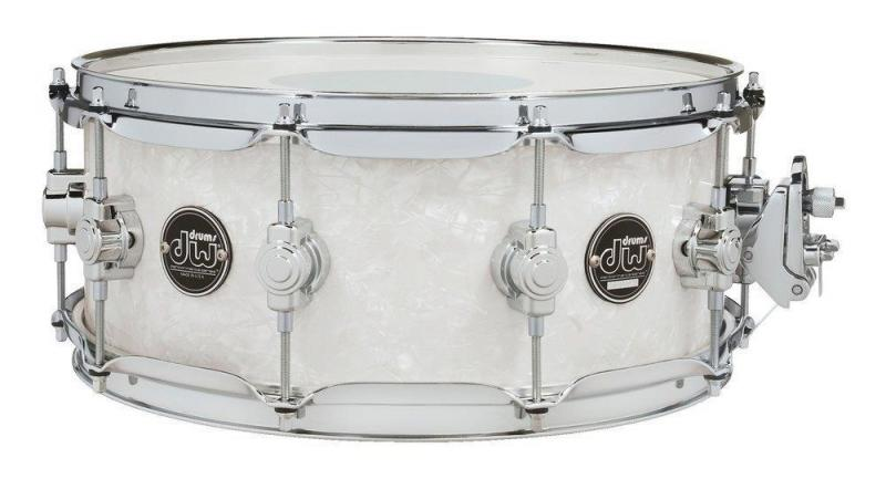Drum Workshop Snare Drum Performance Black Diamond