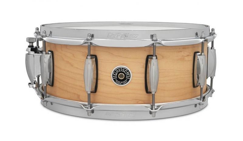"Gretsch Snare Drum USA Brooklyn, 14"" x 5.5"""