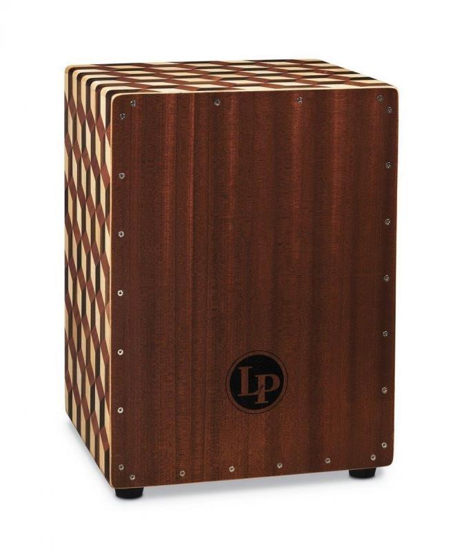 Latin Percussion Cajon 3D Cube String Cajon , LP1423