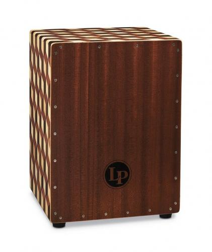 Latin Percussion Cajon 3D Cube String Cajon , LP1423