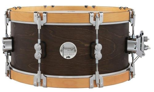 PDP by DW Snare Drum Classic Wood Hoop 14''x6,5'', PDCC6514SSWN