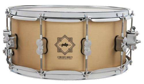 PDP by DW Snare Drum Concept Select PDSN6514CSBB
