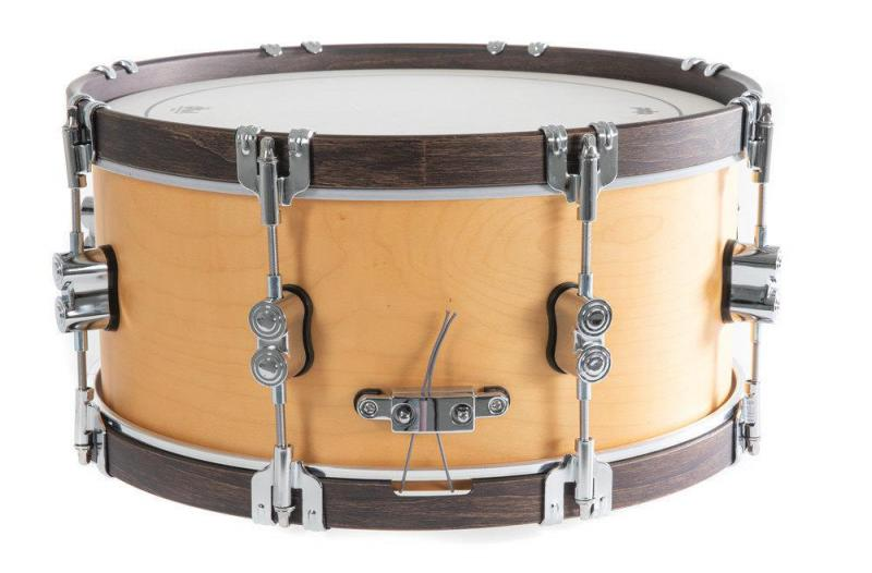 PDP by DW Snare Drum Classic Wood Hoop 14''x6,5'', PDCC6514SSNW