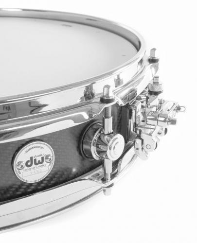 Drum Workshop Snare Drum Carbon Fiber 14x3,14'', DRVF3114SVC