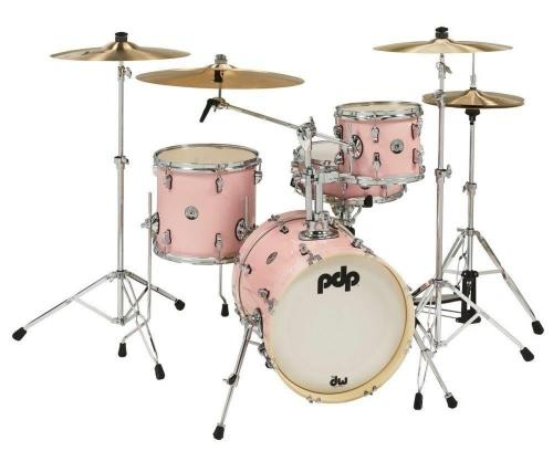 PDP by DW Shell set New Yorker Pale Rose Sparkle, PDNY1604PR