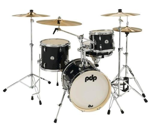 PDP by DW Shell set New Yorker Black Onyx Sparkle, PDNY1604BO