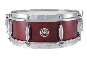 Gretsch Snare Drum USA Brooklyn Satin Cherry Red