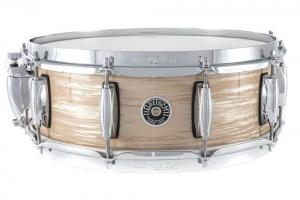 Gretsch Snare Drum USA Brooklyn Creme Oyster