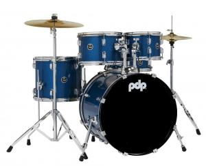 PDP Centerstage Blue Sparkle, PDCE2015KTRB