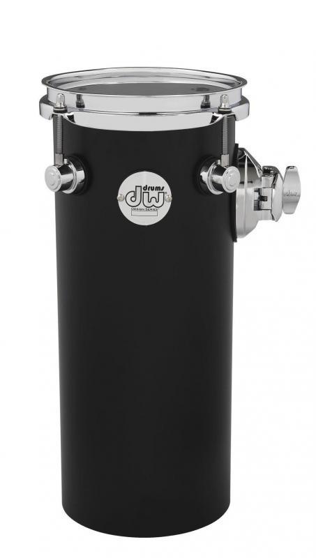 Drum Workshop Rata toms Design Series 6x14'', DDAC1406RTBL