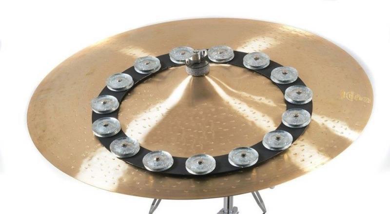 Latin Percussion Tambourine TamboRing LP3814BGA