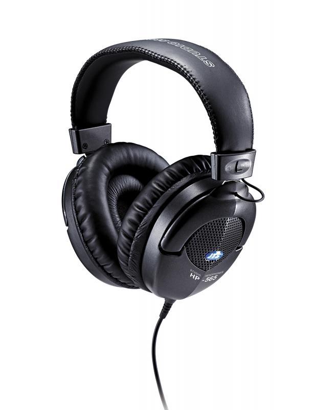 JTS Professional Studio Headphones, HP-565