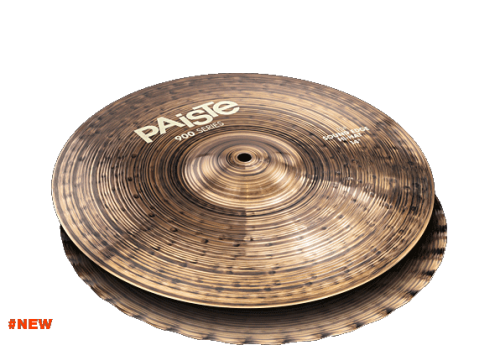 "14"" 900 Series Sound Edge Hi-Hat, Paiste"
