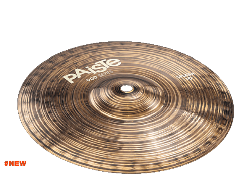 "10"" 900 Series Splash, Paiste"