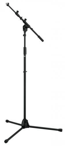 Mikrofonstativ m/teleskop bom, Iron Works Tour Series