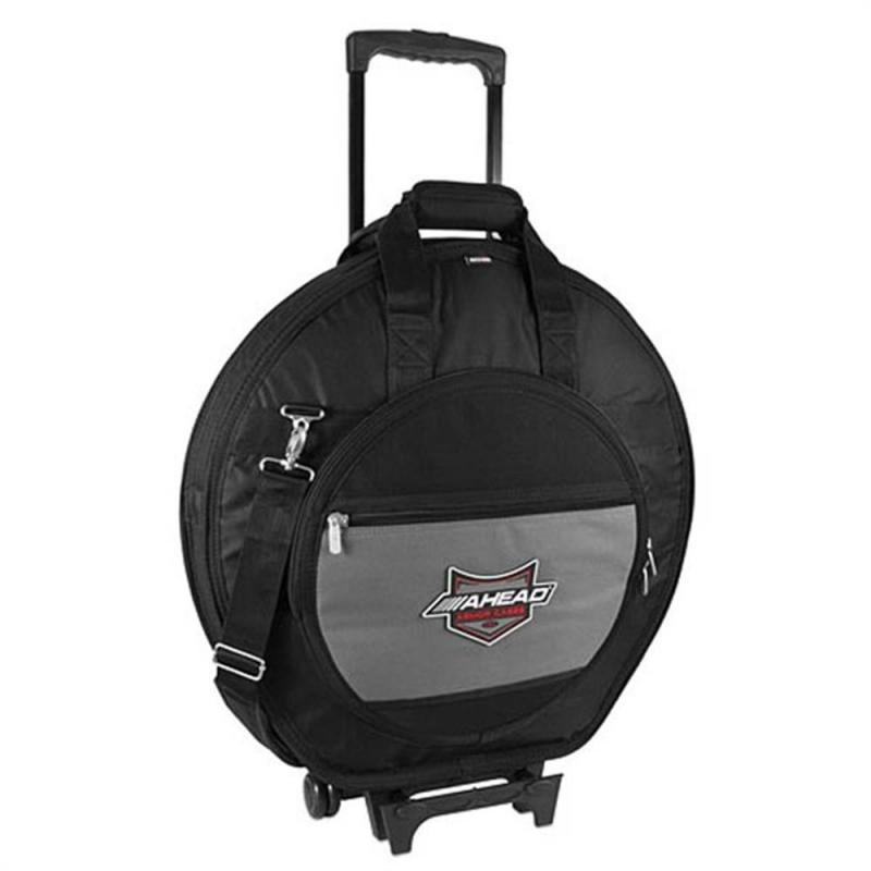 Ahead Armor Cases Deluxe Cymbal Bag – Trolley