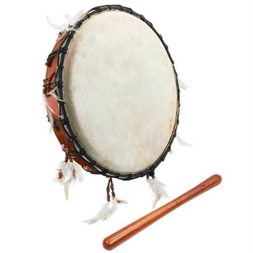 Afroton ART 750 Ritual Drum 38 cm med klubba