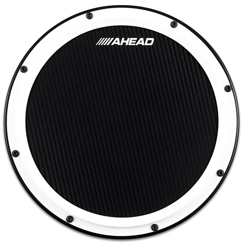 """Ahead 14"""" Carbon Marching Snare Pad"""