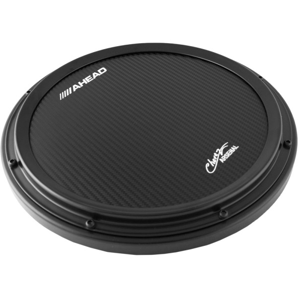 """Ahead 14"""" Black Marching Snare Pad"""