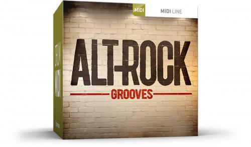 Alt-Rock Grooves MIDI