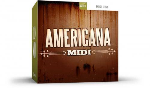Americana MIDI