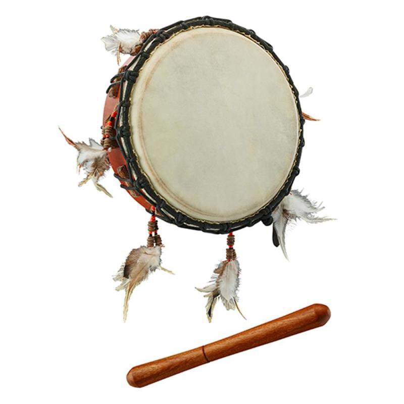 Afroton Ritual Drum 22 cm w/beater