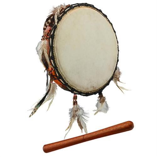 Afroton Ritual Drum 30 cm w/beater