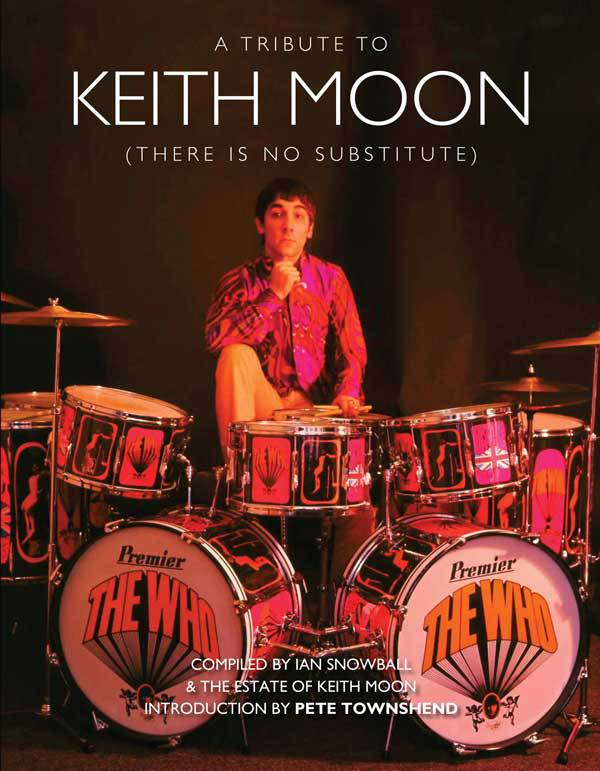 Keith Moon - There Is No Substitute