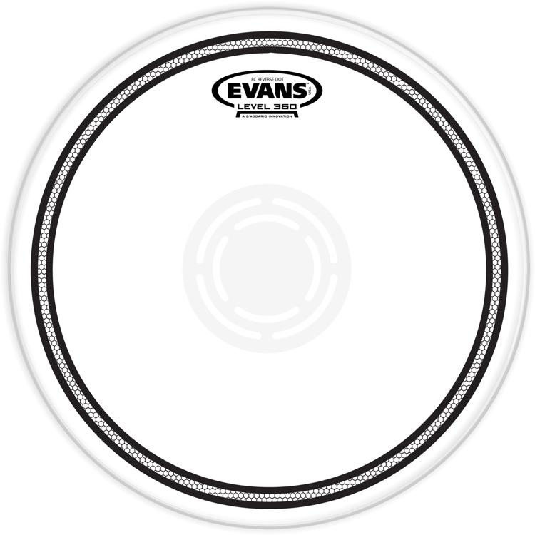 "12"" Coated/Frosted EC2 Reversed Dot, Evans"