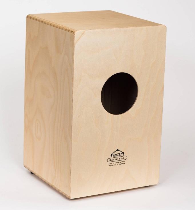 Basic Box, Valter Percussion