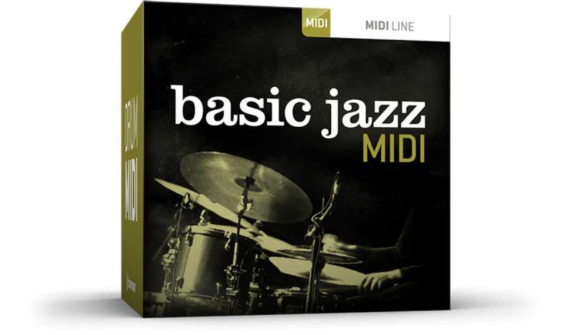 Basic Jazz MIDI