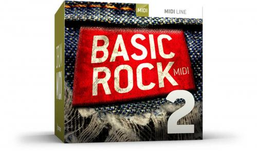 Basic Rock 2 MIDI