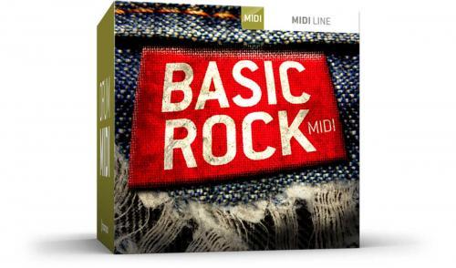 Basic Rock MIDI