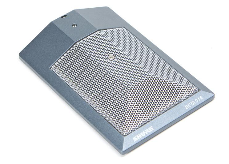 Shure Beta 91A - Mikrofon För Bastrumma