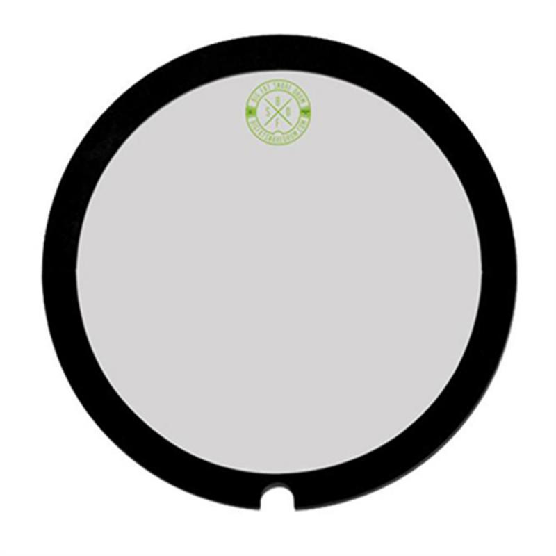 Big Fat Snare Drum  13'' Green Monster